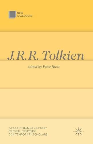 J.R.R. Tolkien - New Casebooks (Hardback)