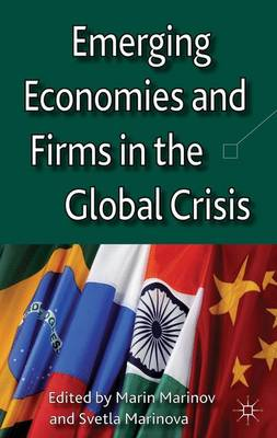 Emerging Economies and Firms in the Global Crisis (Hardback)