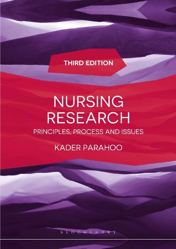 Nursing Research: Principles, Process and Issues (Paperback)