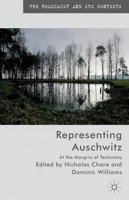 Representing Auschwitz: At the Margins of Testimony - The Holocaust and its Contexts (Hardback)