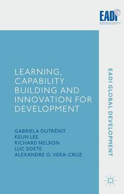 Learning, Capability Building and Innovation for Development - EADI Global Development Series (Hardback)