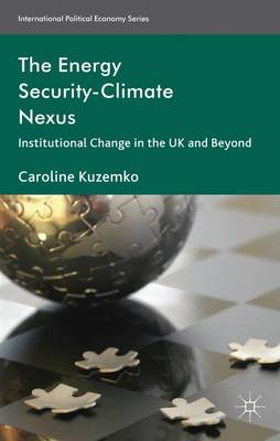The Energy Security-Climate Nexus: Institutional Change in the UK and Beyond - International Political Economy Series (Hardback)