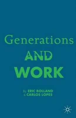 Generations and Work (Hardback)