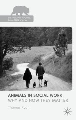 Animals in Social Work: Why and How They Matter - The Palgrave Macmillan Animal Ethics Series (Hardback)