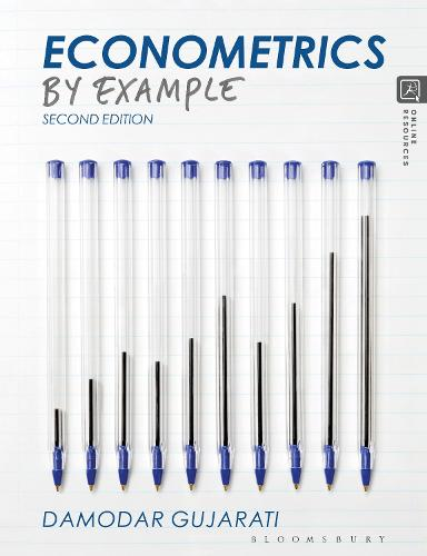 Econometrics by Example (Paperback)