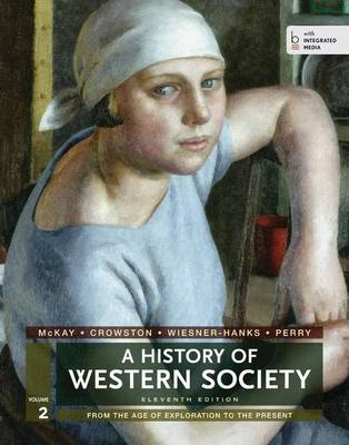 A History of Western Society: Volume 2 (Paperback)