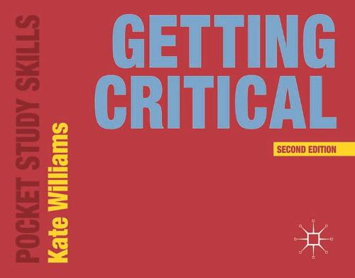 Getting Critical (Paperback)