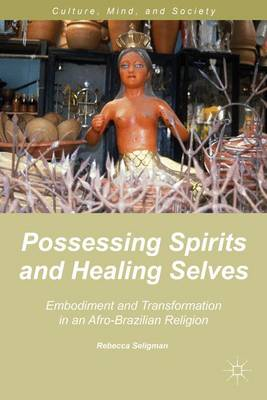 Possessing Spirits and Healing Selves: Embodiment and Transformation in an Afro-Brazilian Religion - Culture, Mind, and Society (Hardback)
