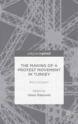 The Making of a Protest Movement in Turkey: #occupygezi (Hardback)