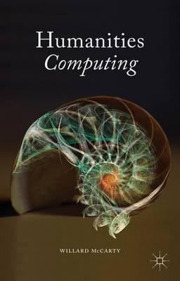 Humanities Computing (Paperback)