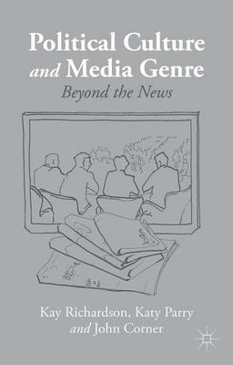 Cover Political Culture and Media Genre: Beyond the News