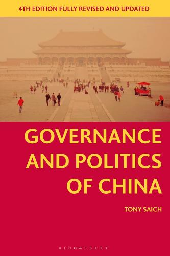 Governance and Politics of China - Comparative Government and Politics (Paperback)