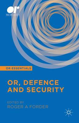 OR, Defence and Security - OR Essentials (Hardback)