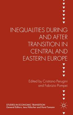 Inequalities During and After Transition in Central and Eastern Europe - Studies in Economic Transition (Hardback)