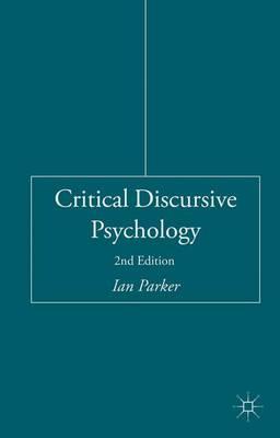 Critical Discursive Psychology (Hardback)
