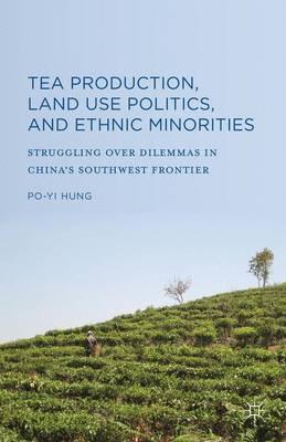 Tea Production, Land Use Politics, and Ethnic Minorities: Struggling over Dilemmas in China's Southwest Frontier (Hardback)