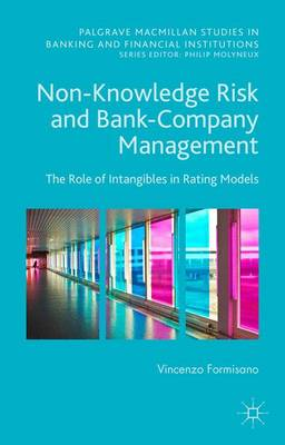 Non-Knowledge Risk and Bank-Company Management: The Role of Intangibles in Rating Models - Palgrave Macmillan Studies in Banking and Financial Institutions (Hardback)