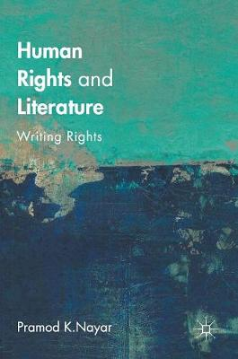 Human Rights and Literature: Writing Rights (Hardback)