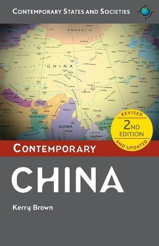 Contemporary China - Contemporary States and Societies (Paperback)