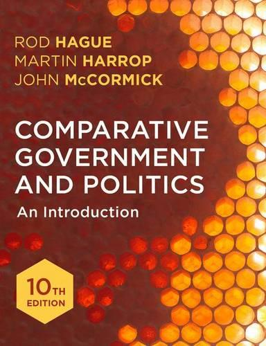 Comparative Government and Politics: An Introduction - Comparative Government and Politics (Hardback)