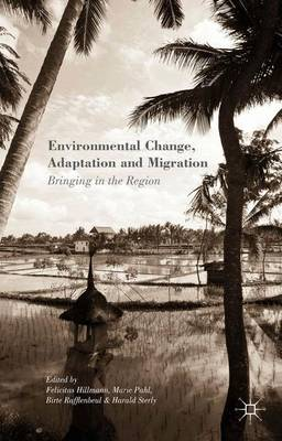 Environmental Change, Adaptation and Migration: Bringing in the Region (Hardback)