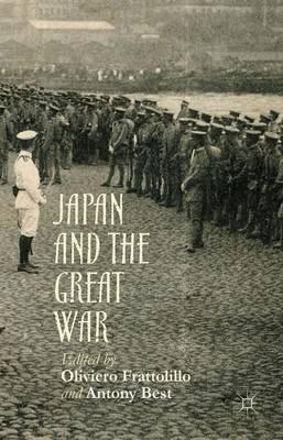 Japan and the Great War (Hardback)