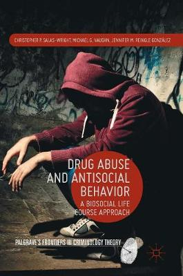 Drug Abuse and Antisocial Behavior: A Biosocial Life Course Approach - Palgrave's Frontiers in Criminology Theory (Hardback)