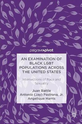 An Examination of Black LGBT Populations Across the United States: Intersections of Race and Sexuality (Hardback)
