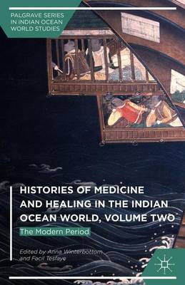Histories of Medicine and Healing in the Indian Ocean World, Volume Two: The Modern Period - Palgrave Series in Indian Ocean World Studies (Hardback)
