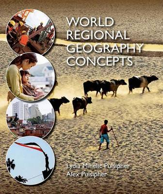 World Regional Geography Concepts plus LaunchPad