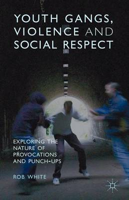 Youth Gangs, Violence and Social Respect: Exploring the Nature of Provocations and Punch-Ups (Paperback)