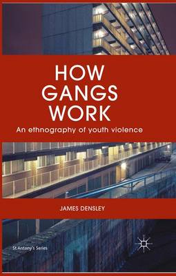 How Gangs Work: An Ethnography of Youth Violence - St Antony's Series (Paperback)