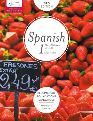 Foundations Spanish 1 - Macmillan Foundation Languages (Paperback)