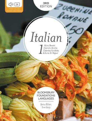 Foundations Italian 1 - Macmillan Foundation Languages (Paperback)