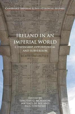 Ireland in an Imperial World: Citizenship, Opportunism, and Subversion - Cambridge Imperial and Post-Colonial Studies Series (Hardback)