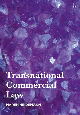 Transnational Commercial Law - Corporate and Financial Law (Paperback)