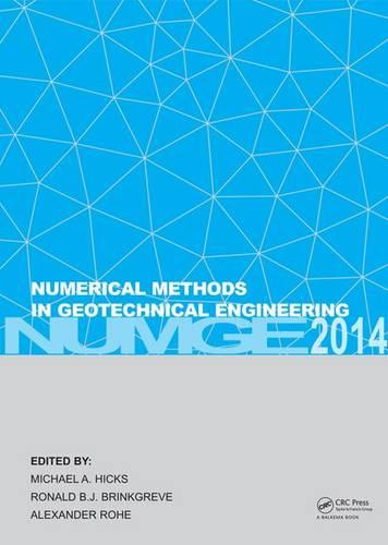 Numerical Methods in Geotechnical Engineering (Hardback)