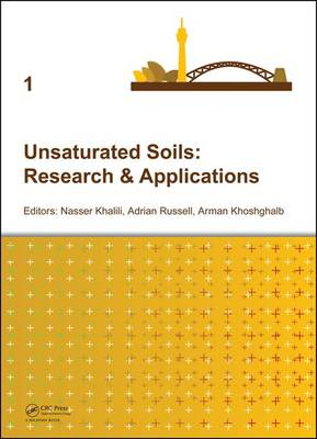 Unsaturated Soils: Research & Applications (Hardback)