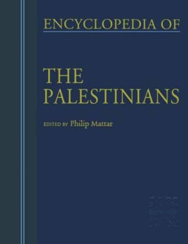 Encyclopedia of the Palestinians (Paperback)