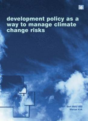 Development Policy as a Way to Manage Climate Change Risks (Paperback)