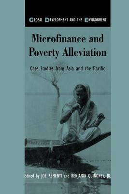 Microfinance and Poverty Alleviation: Case Studies from Asia and the Pacific (Paperback)