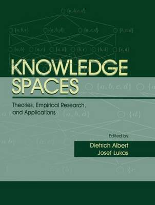 Knowledge Spaces: Theories, Empirical Research, and Applications (Paperback)