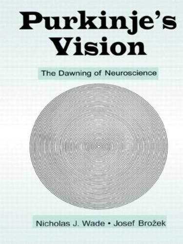Purkinje's Vision: The Dawning of Neuroscience (Paperback)
