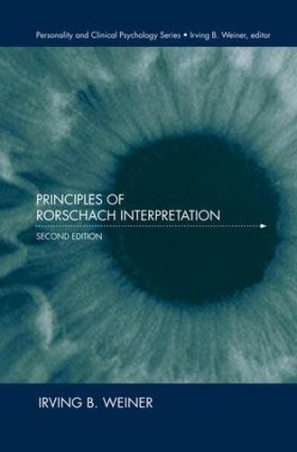 Principles of Rorschach Interpretation (Paperback)