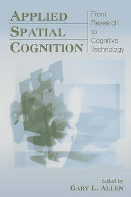 Cover Applied Spatial Cognition: From Research to Cognitive Technology
