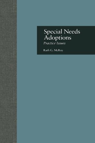 Cover Special Needs Adoptions: Practice Issues