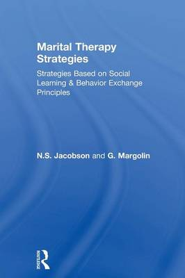 Cover Marital Therapy Strategies Based On Social Learning & Behavior Exchange Principles