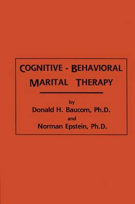 Cover Cognitive-Behavioral Marital Therapy