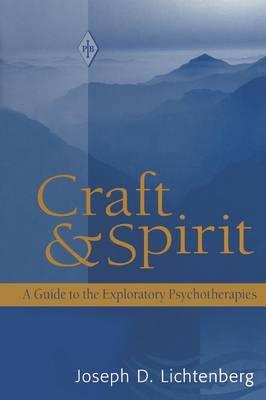 Cover Craft and Spirit: A Guide to the Exploratory Psychotherapies - Psychoanalytic Inquiry Book Series