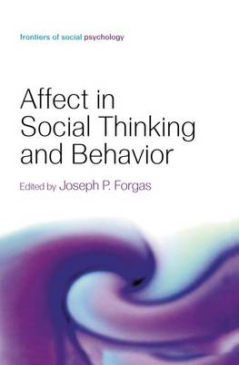 Cover Affect in Social Thinking and Behavior - Frontiers of Social Psychology